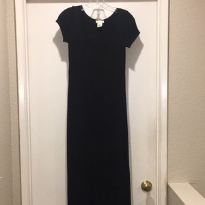 WetSeal maxi dress with high slits